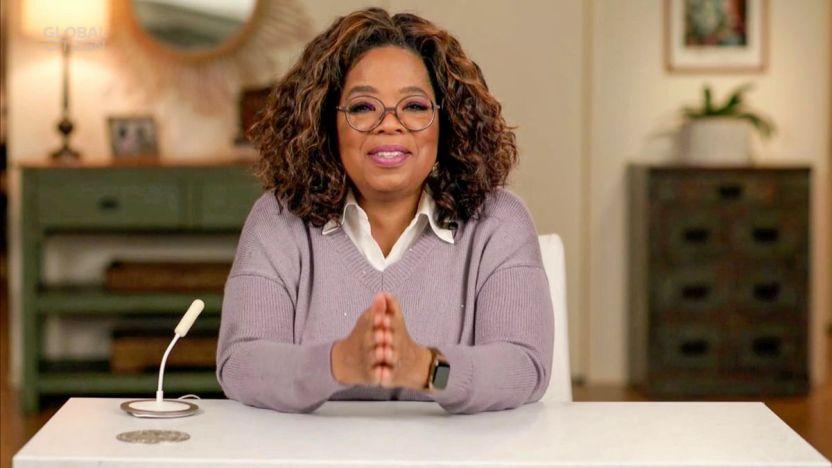 oprah winfrey mansion - Oprah no sabe qué miembros de la monarquía británica realizaron los comentarios racistas sobre Archie