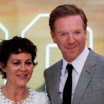 Damian Lewis y Hellen McCroy - La desgarradora carta de Damian Lewis para despedir a su esposa, Helen McCrory