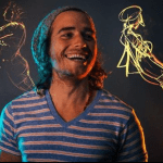 """ESTO PORTADA - Jorge Ruiz Cano, el venezolano en Disney detrás de la magia de """"Raya y el último dragón"""""""