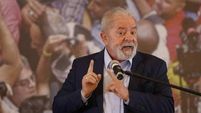 FQQEPVL4PFFZHEPWILN2RHNIP4 - Corte Suprema de Brasil ratifica la anulación de las condenas contra Lula da Silva