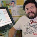 """PLRUQYJTMZCLVLJDW4FAVEVJPI - Murió Edwin Aguilar, artista latino que dibujó a """"Los Simpson"""" por más de dos décadas"""