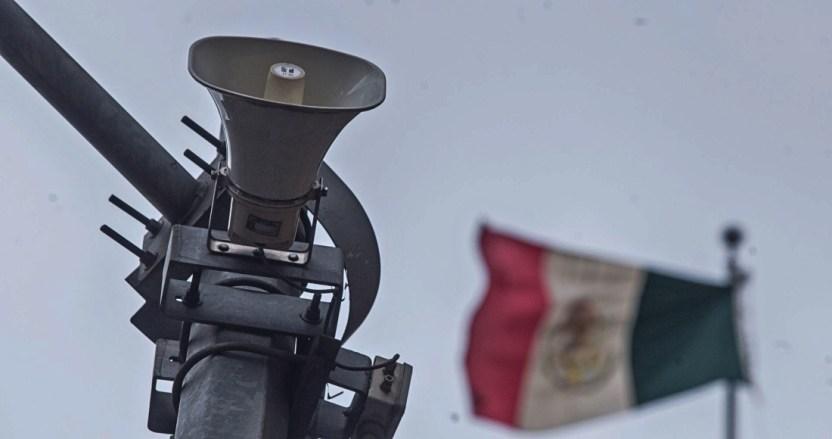 altavoces cdmx - ¡Atentos! El C5 emitirá una prueba de sonido en los altavoces de la CdMx; piden reportar si no suena