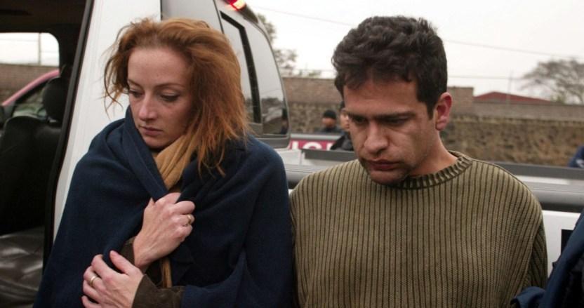 florence cassez e israel vallarta - El Gobierno federal exhibe uno de los capítulos más penosos en la historia de la TV mexicana