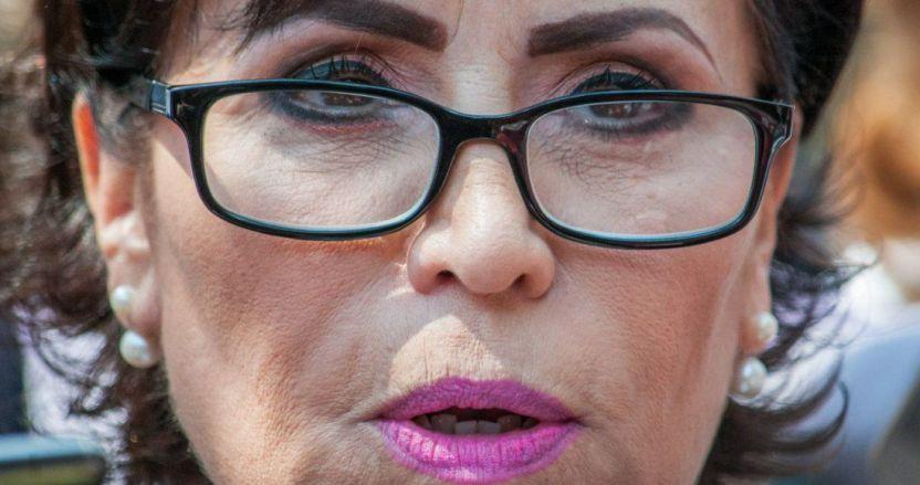 rosario robles - Tribunal ordena que continúe una demanda de Rosario Robles contra el Fiscal Gertz Manero