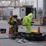 1427397 - Se derraman más de 200 litros de ácido clorhídrico en Monterrey