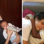 22 madre adopcion brasil ejemplo hijo color - Actriz brasileña explica lo bueno que fue para ella adoptar a su hijo de color. Lo ama como propio