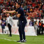 Imago 1079553 - Entrenador de Puebla admitió sentir bronca tras gol en posible fuera de juego