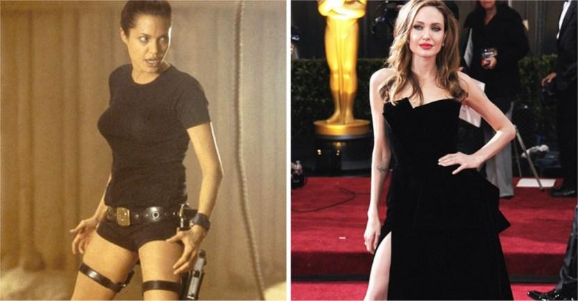 cine famosas - 12 famosas actrices que lucen rudas en el cine, pero derrochan glamour en la alfombra roja