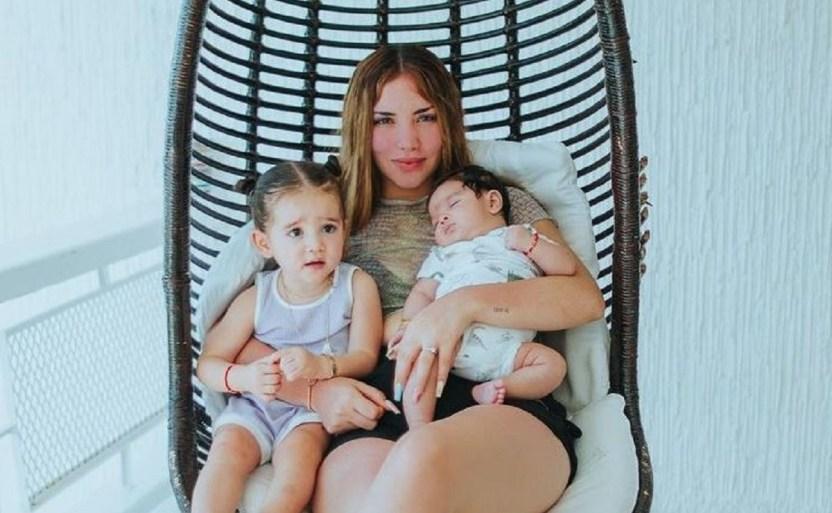 kimberly loaiza kima juanito.jpg 242310155 - Presumen Kimberly Loaiza y JD Pantoja el cuarto de sus hijos