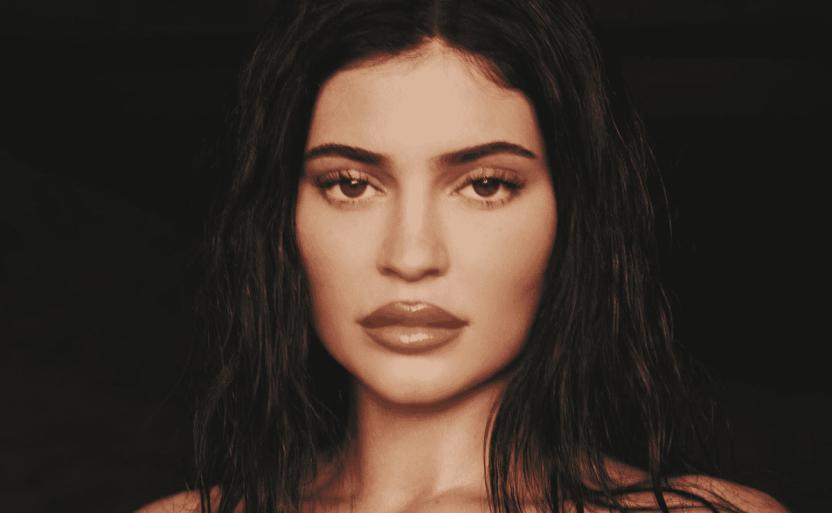 1kylie jenner crop1624461622033.png 242310155 - Solo con su mano, Kylie Jenner solo cubrió lo más importante