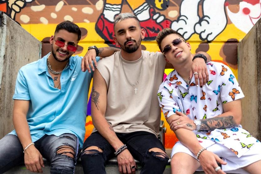 """CANTANT 25 - Un nuevo hit: Victor&Gabo lanzaron """"Mía"""" en compañía de Juan Vegas"""