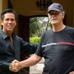 Diseno sin titulo 11 - Vicente Fox recibió a Roberto Palazuelos en su hacienda de Guanajuato
