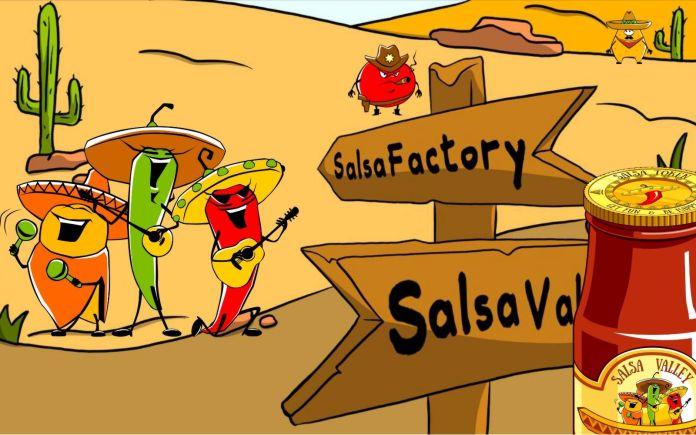 La salsa ahora tiene su propia criptomoneda Salsa Token - La salsa ahora tiene su propia criptomoneda