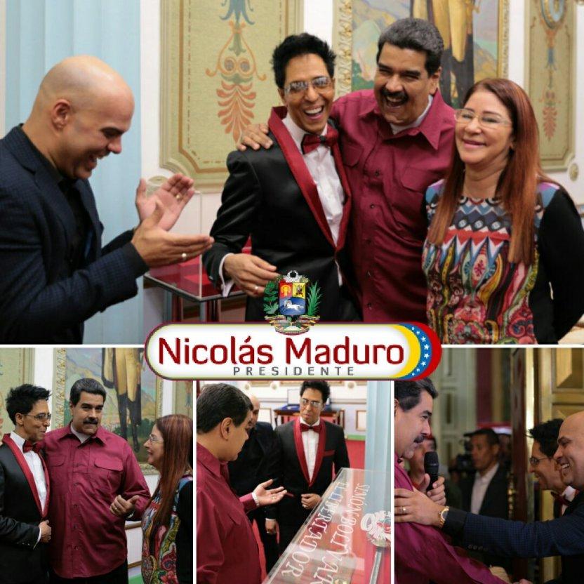 Maduro Bonny Cepeda y Omar Enrique - Bonny Cepeda reveló la desbordante cifra que le pagó Maduro por cantarle en privado (Video) LaPatilla.com
