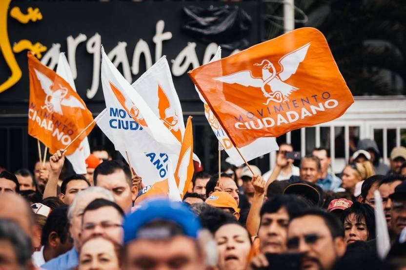 Movimiento Ciudadano - TEPJF ordena a MC a reintegrar 81 mdp de sus prerrogativas no gastadas en 2019
