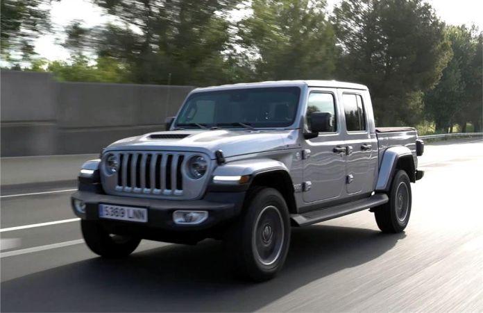 Probando a fondo el nuevo Jeep Gladiator Pickup 2021 - Probando a fondo el nuevo Jeep Gladiator Pickup 2021