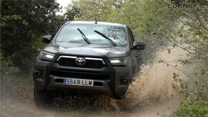 Toyota Hilux 2021 la pick up invencible - Toyota Hilux 2021, la pick-up invencible