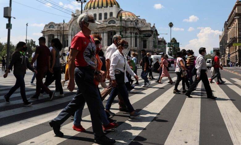 covid cdmx 780x470 1 - La Ciudad de México y otras 7 entidades pasarán a semáforo amarillo