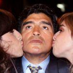 diego3 1030 getty - Hija de Maradona se opone a que subasten las pertenencias de su padre