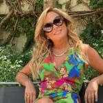 roxana castellanos.png 242310155 - Roxana Castellanos revela susmotivospara dejar de imitar a Paulina Rubio en sus shows