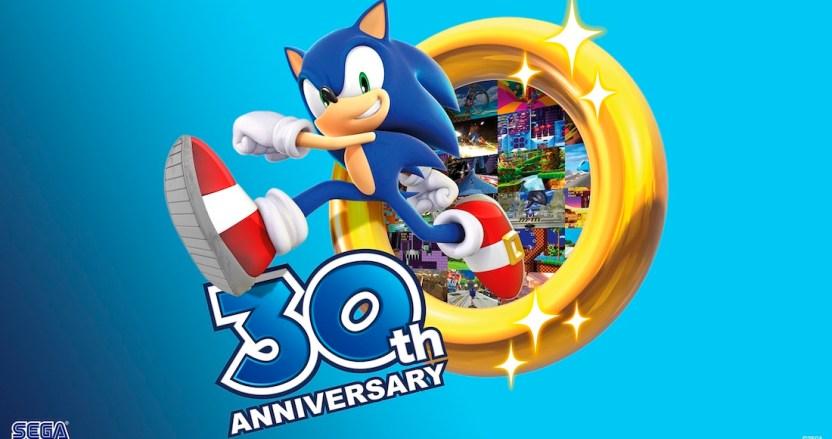 sonic - Sonic, el emblemático erizo azul de Sega, cumple 30 años
