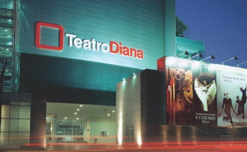 teatro diana crop1624826169828.jpg 296136702 - Teatro Dianade Guadalajara retoma espectáculos en vivo