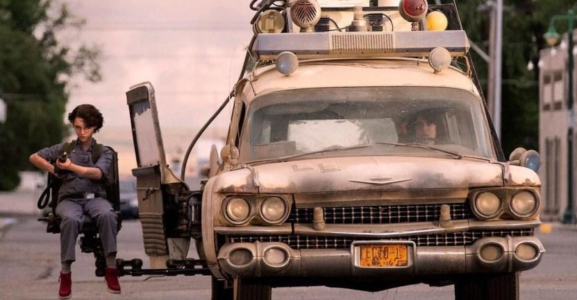 """55 cazafantasma sonypictures billmurray estreno trailer - Salió nuevo trailer de """"Los Cazafantasmas: Afterlife"""" con los originales. Bill Murray ha regresado"""