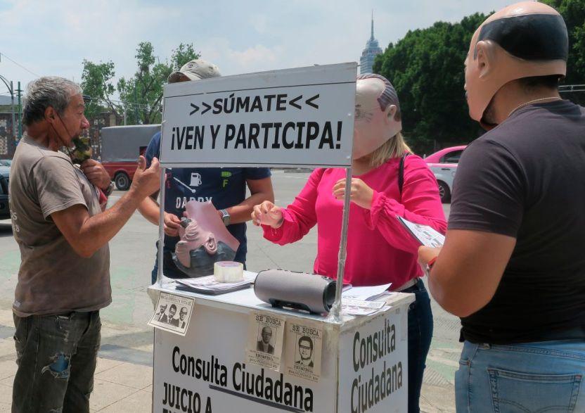 """6bef46c6037b5d6c0369ec0a1ecdd89a9910ee5e - Expresidentes de México: la inédita consulta promovida por AMLO para """"juzgar"""" a los exdirigentes"""