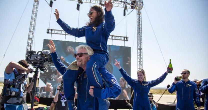 800 2021 07 11t134133742 - «Ha sido mágico», dice Branson después de haber ido al espacio – SinEmbargo MX