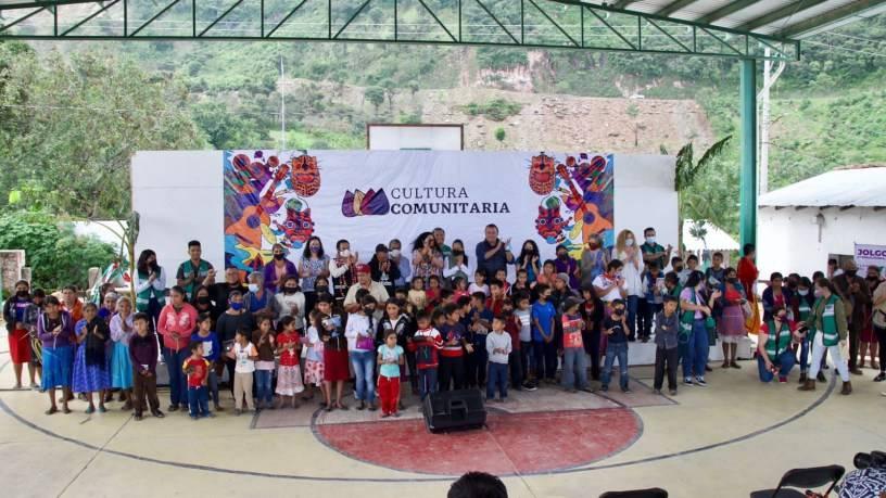80bb160e db78 4c7d b0a4 2b5671103d63 - Ayahualtempa lleva a cabo su jolgorio de cultura comunitaria