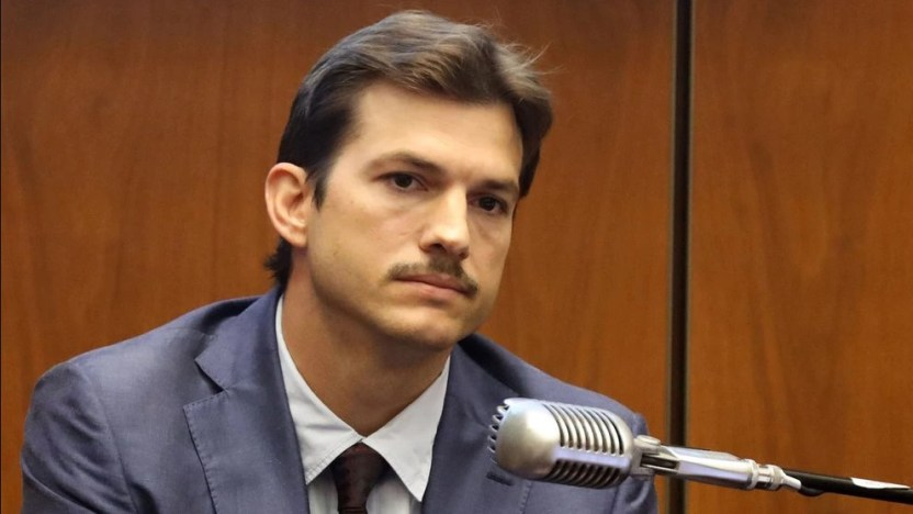 "Ashton Kutcher 1 - La noche en la que Ashton Kutcher no pudo salvar a su novia de ""el Destripador de Hollywood"""