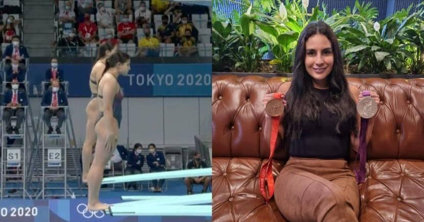 Diseno sin titulo 39 - Paola Espinosa critica a mexicanas de clavados por no ganar medalla; las redes la tunden