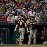 GettyImages 1329139610 - Los San Diego Padres envían mensaje a los Dodgers al anotar 24 carreras en masacre de viernes