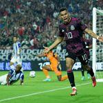 Imago 1091882 - México liquida a Honduras en medio partido y avanza a las semifinales de la Copa Oro con triunfo de 3-0