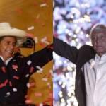 PhotoCollage 1627265086605 scaled - Como AMLO, presidente electo de Perú reducirá sueldo a ministros y congresistas
