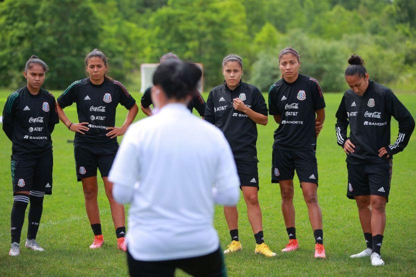 Tri Femenil - Tri Femenil pagaría el castigo impuesto por FIFA a la afición de México por grito homofóbico