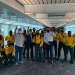 brigada conafor a Canada  - México envía brigada de 101 combatientes, ayudarán a incendios en Canadá