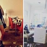 """desastre casas - 10 celebridades que lucen """"perfectas"""", pero tienen su casa hecha un desastre"""