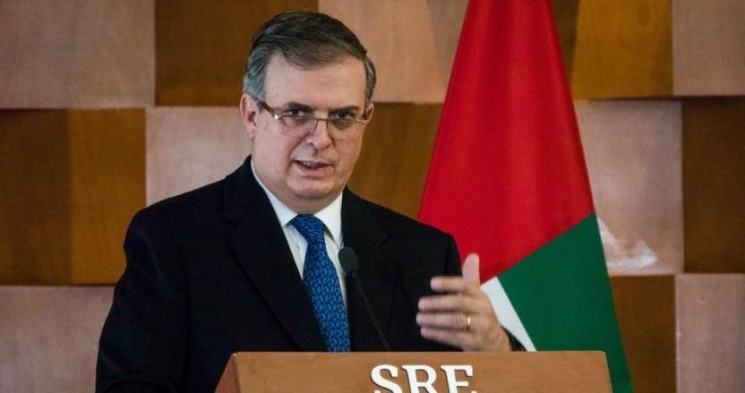 ebrard casaubon - México trabaja con EU para ampliar actividades esenciales, dice Ebrard