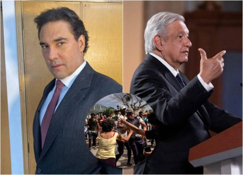 eduardo yanez contra amlo 1024x736 - Eduardo Yáñez arremete contra AMLO y la 4T para opinar sobre Cuba