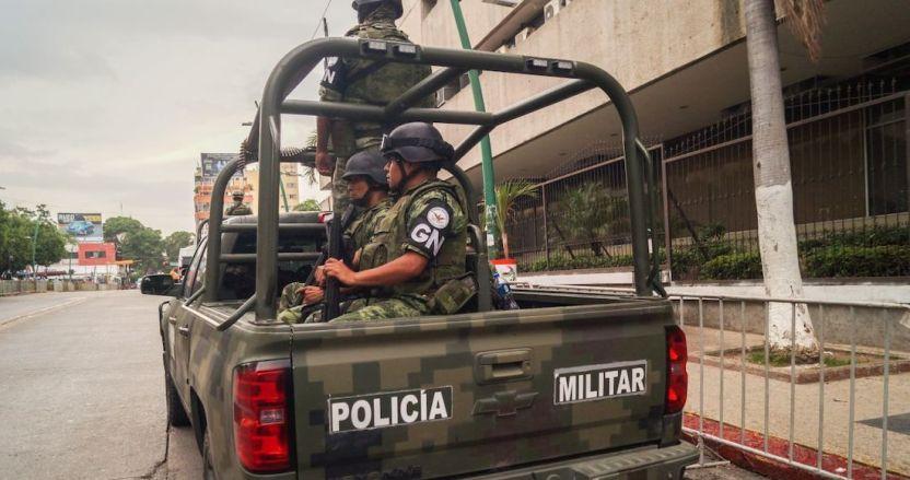 gn chiapas - Balacera deja al menos 4 personas muertas en Tuxtla Gutiérrez, Chiapas – SinEmbargo MX