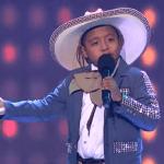 """jackson venezolano - Jackson, el niño venezolano que conquistó """"La Voz Kids"""" en Colombia (VIDEO)"""