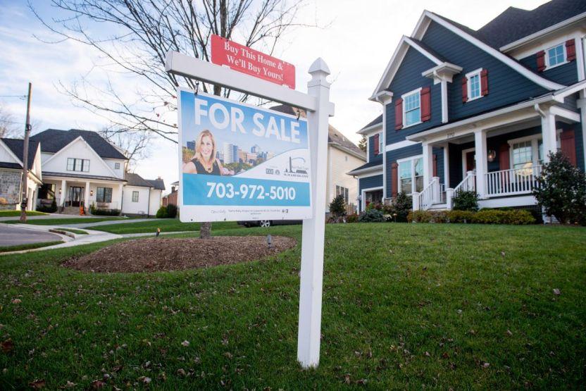 GettyImages 1229723653 - Los precios de la vivienda alcanzan récord en Estados Unidos: un aumento interanual del 23%