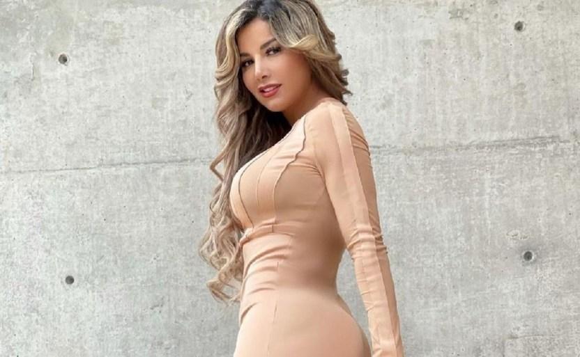 aleida nxez actrizl.jpg 242310155 - Aleida Núñez posa en body al coqueto estilo de Celia Lora