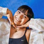 alexa moreno 2 - Alexa Moreno ofrece leotardos autografiados para ayudar; usuarios le piden de todo