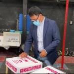 ayotzinapa consulta popular - Quienes no entienden la pregunta es porque están en contra de la consulta: Omar García