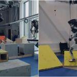 befunky collage 1 64 - VIDEO: ¿Robots que practican parkour? Los Atlas, de Boston Dynamics, lo consiguen