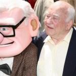 cinta up ed asner afp.jpg 242310155 - Ed Asner, Carl Fredricksen en Up de Disney, pierde la vida