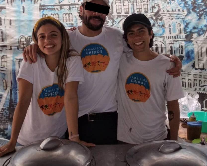 daniela parra vende tamales gastos proceso legal - Hija del actor Héctor Parra vende tamales para solventar los gastos legales