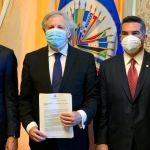 demanda oea luis almagro pan pri prd elecciones narcoelecciones mexico - Líderes de PAN-PRI-PRD se reúnen con Almagro en OEA. Acusan a Morena de narcoelección